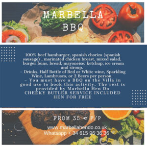 marbella bbq